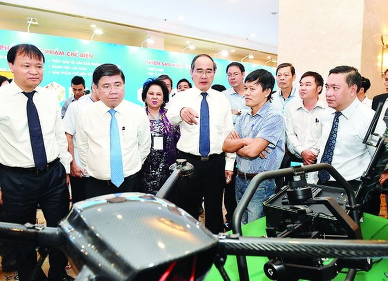 HCMC- The dynamic economic city ảnh 1