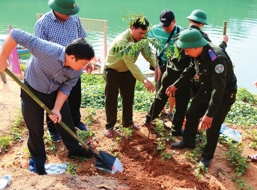 Quang Nam Province plans to turn Song Thanh Nature Reserve into national park ảnh 5