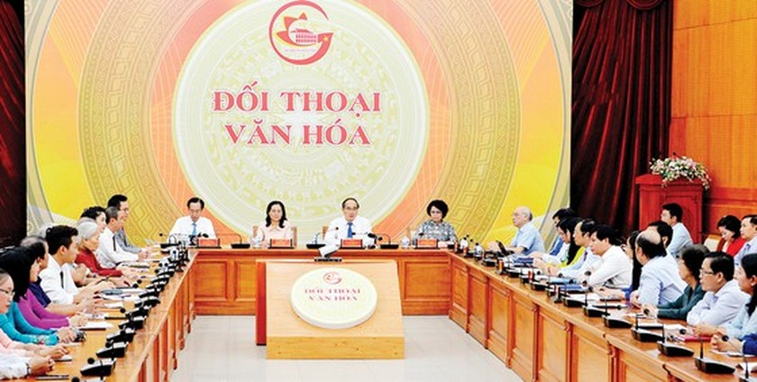HCMC calls on people to join hands in building culture into development motivity ảnh 1