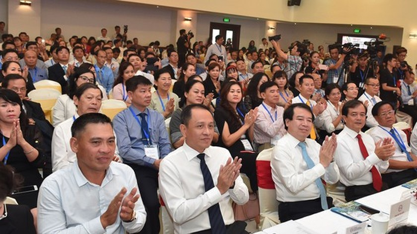 Southeast localities discuss measures to boost linkage in tourism development ảnh 2