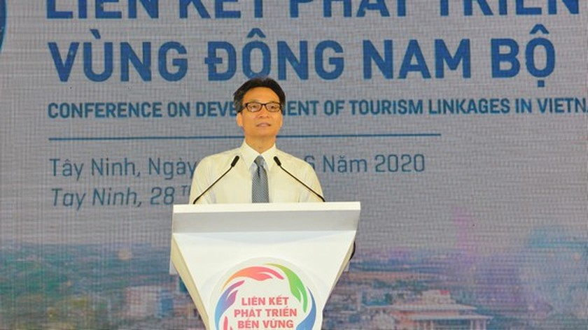 Southeast localities discuss measures to boost linkage in tourism development ảnh 5