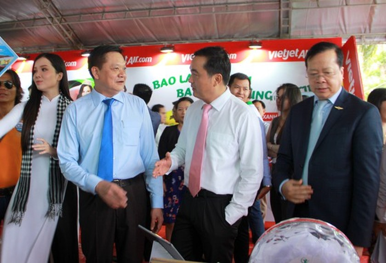 Festival promotes tourism in HCMC, Mekong Delta ảnh 2