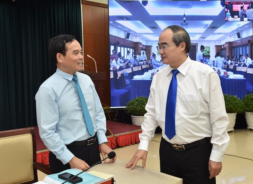 HCMC promptly implements key task of providing COVID-19 relief loans to business ảnh 2