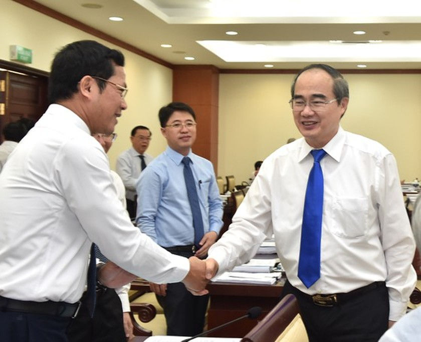 HCMC promptly implements key task of providing COVID-19 relief loans to business ảnh 3