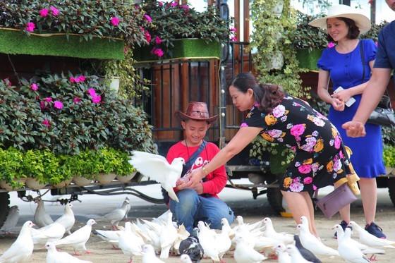 Travelers flock to Da Lat for some cool fresh air, avoid summer heat ảnh 6