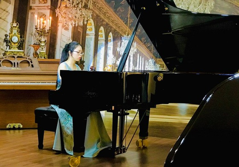 Concert promotes young piano talents ảnh 3