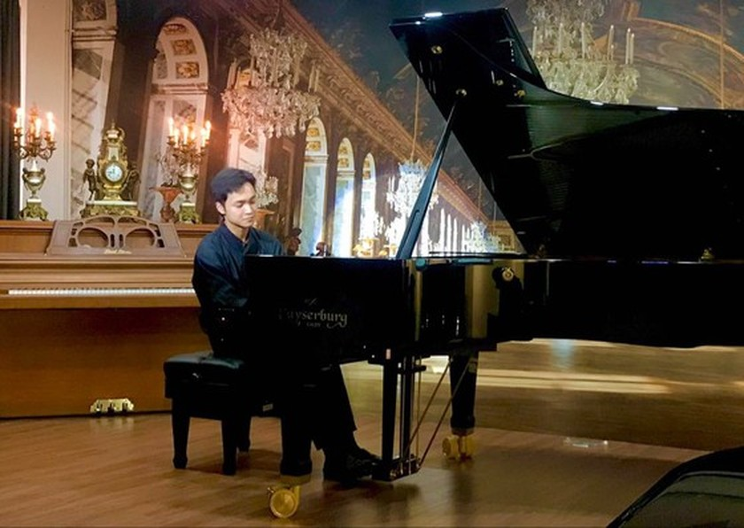 Concert promotes young piano talents ảnh 1
