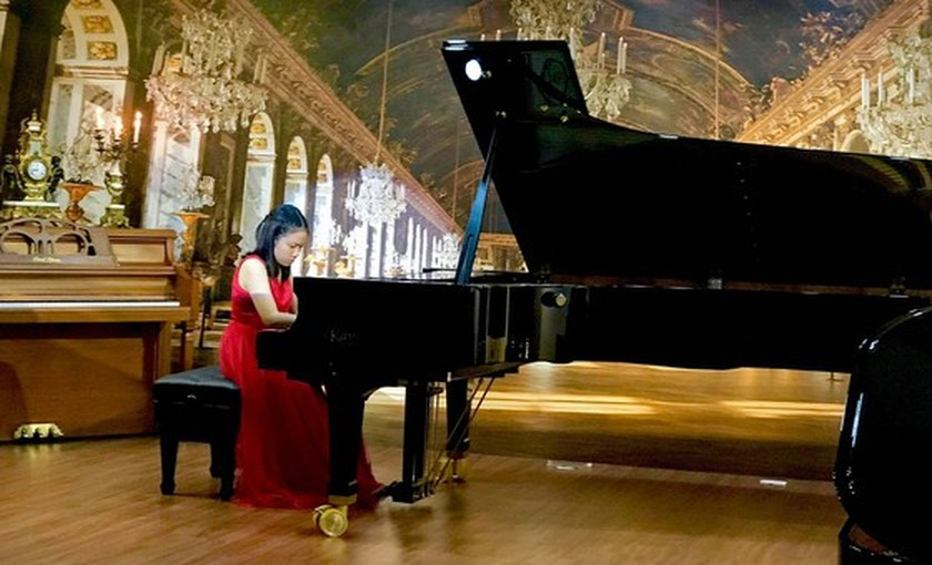 Concert promotes young piano talents ảnh 2