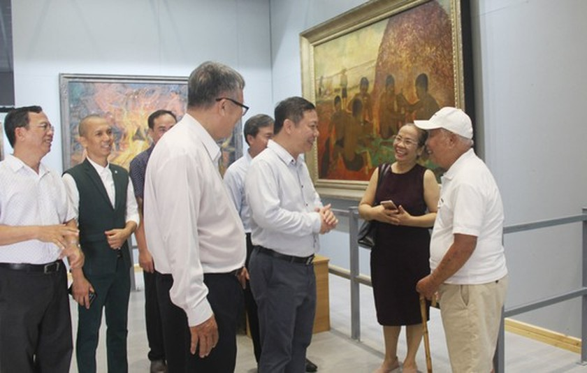 An art private museum expected to be established to attract visitors to HCMC ảnh 1