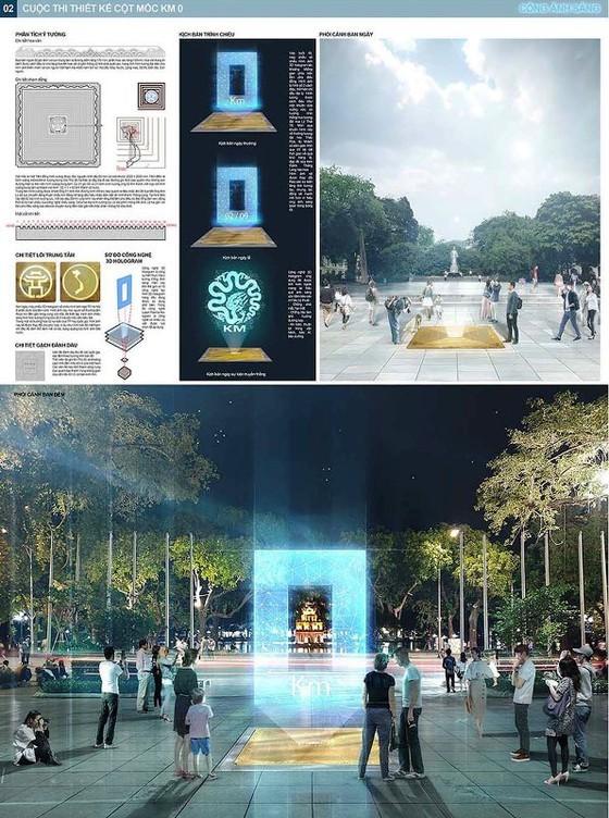 Zero Milestone to be erected in Hanoi's heart ảnh 1