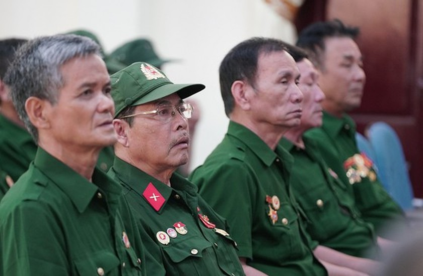 HCMC's Party, government, and people show gratitude to war invalids  ảnh 7