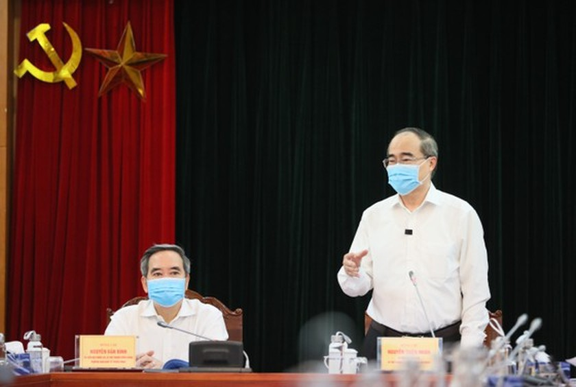 HCMC asks for permission to get higher budget retention rate ảnh 1