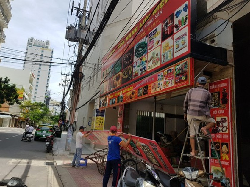 Tourist city falls silent due to COVID-19 outbreak ảnh 2