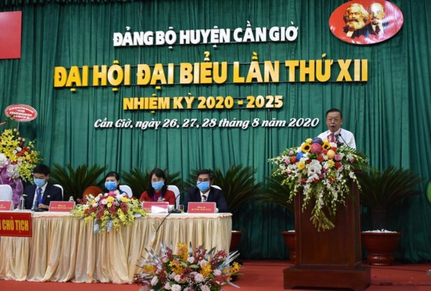 Can Gio District aims to develop into eco-urban area ảnh 1