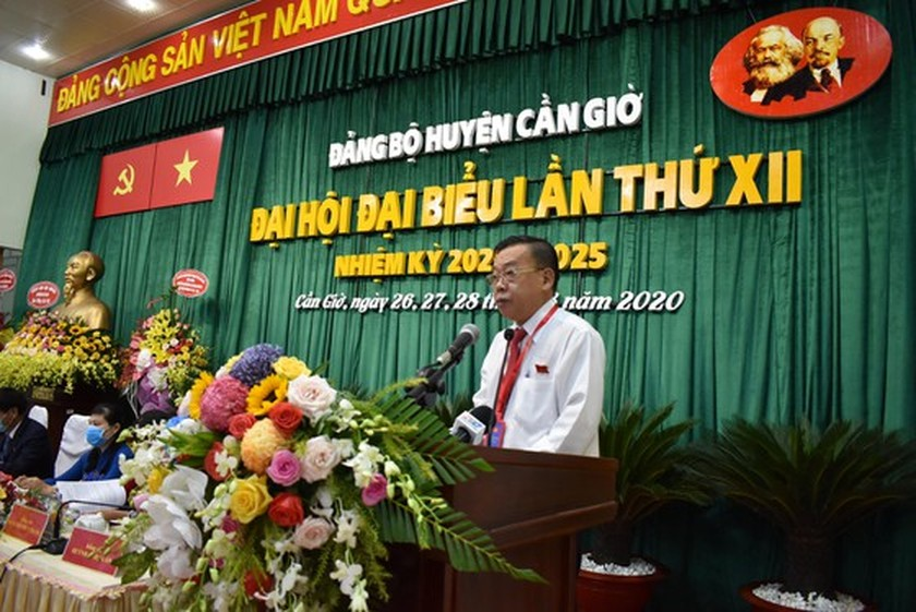Can Gio District aims to develop into eco-urban area ảnh 4