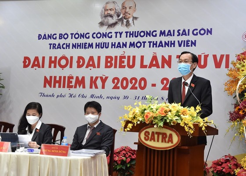 Satra required to become country's leading retailer ảnh 1