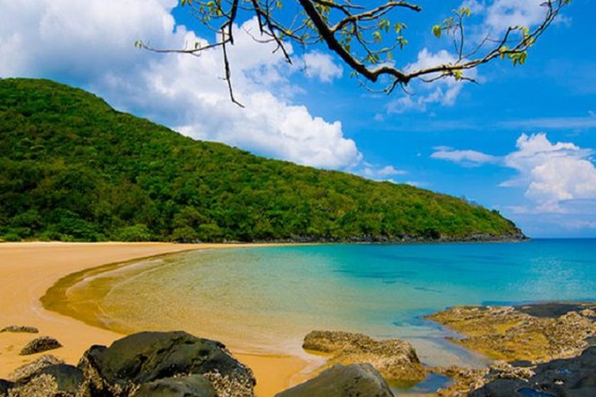 Con Dao Island: Developing tourism tied with preservation of natural heritage ảnh 1