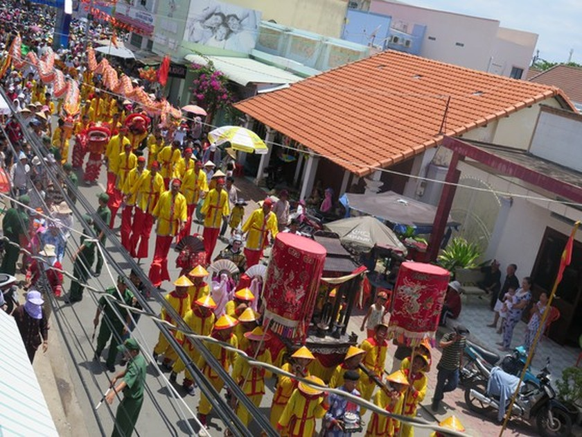 Can Gio Nghinh Ong Festival to be held under strict restrictions due to COVID-19 ảnh 3