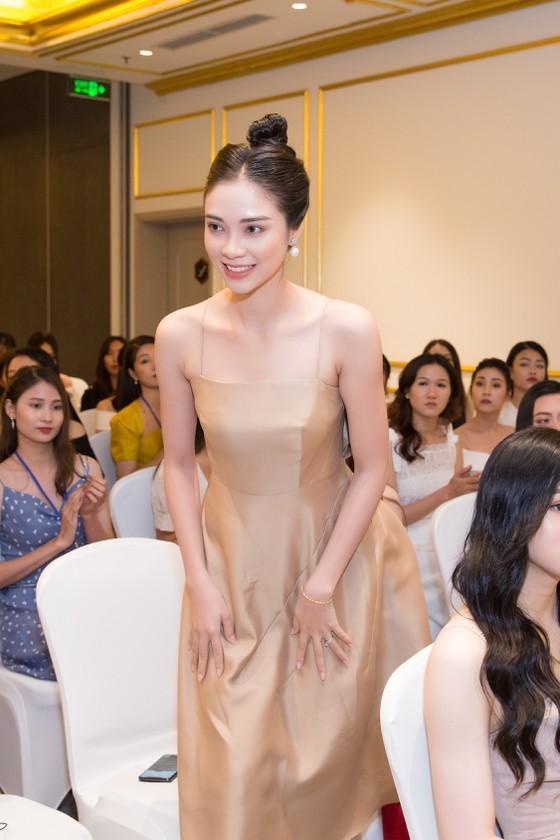 30 first contestants enter Miss Vietnam 2020's semi final exam ảnh 11