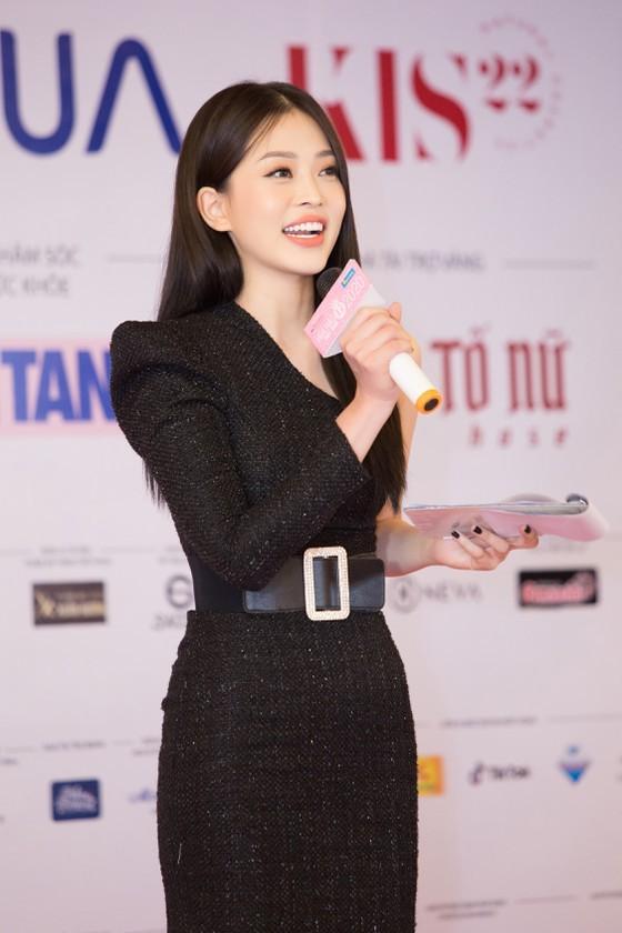 30 first contestants enter Miss Vietnam 2020's semi final exam ảnh 7