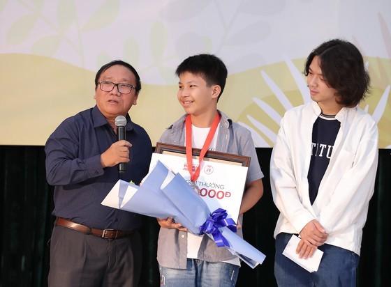 Best children author honored at 1st De Men Arts Awards for Children ảnh 1