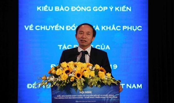 HCMC collects OVs' opinions on digital transformation, economic development ảnh 11