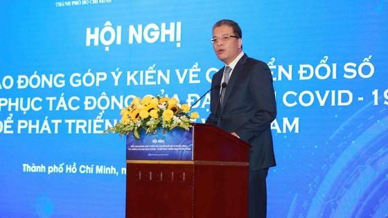 HCMC collects OVs' opinions on digital transformation, economic development ảnh 8