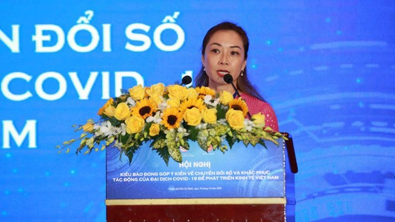 HCMC collects OVs' opinions on digital transformation, economic development ảnh 9