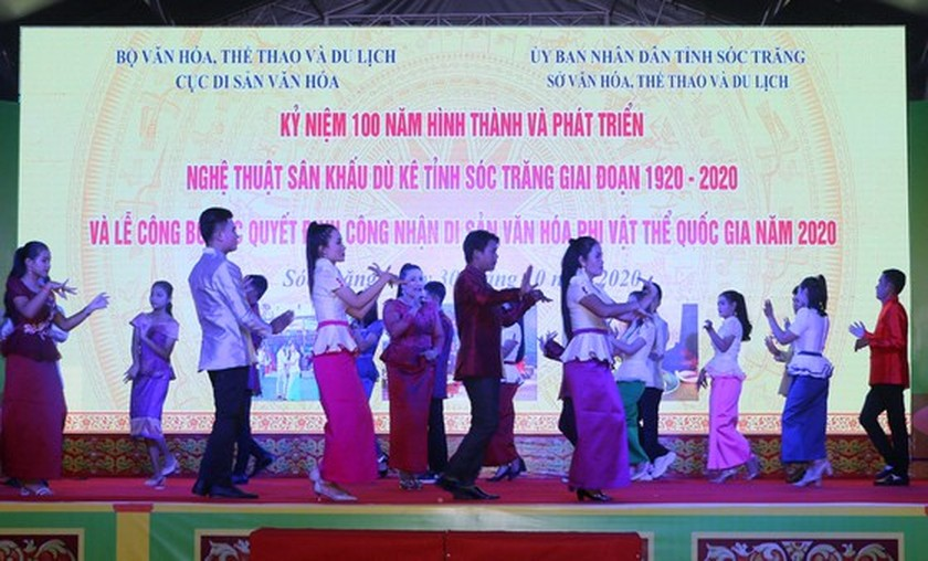 Soc Trang's elements recognized as national intangible cultural heritages ảnh 3