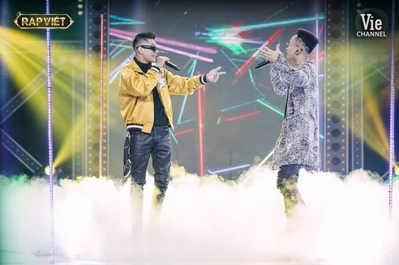 De Choat crowns as winner of Rap Viet competition ảnh 9