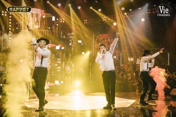 De Choat crowns as winner of Rap Viet competition ảnh 13