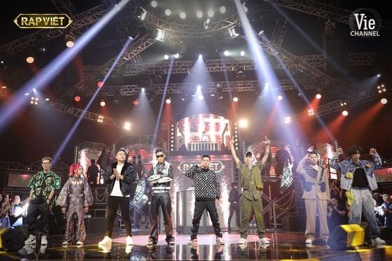 De Choat crowns as winner of Rap Viet competition ảnh 3