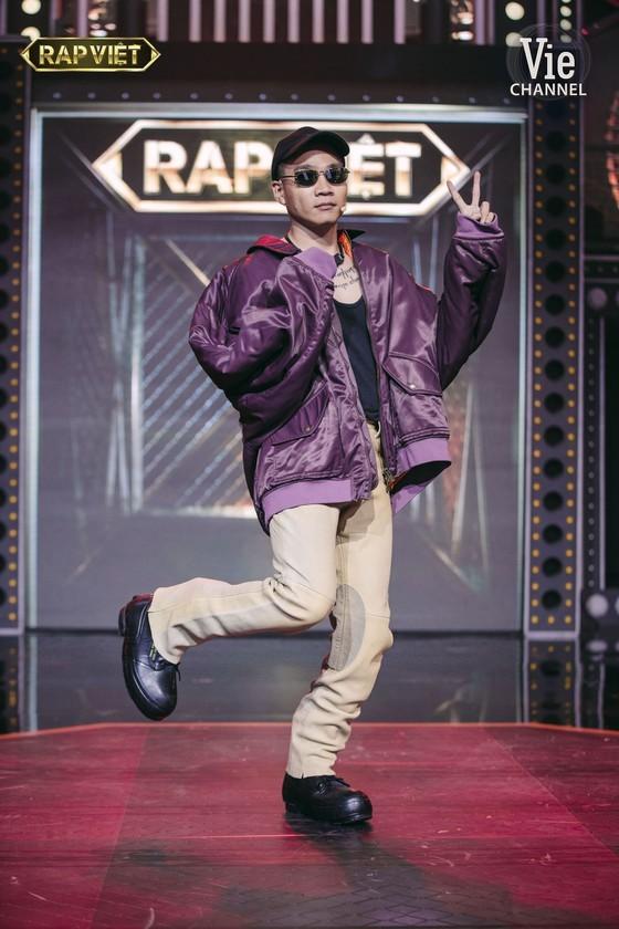 De Choat crowns as winner of Rap Viet competition ảnh 16