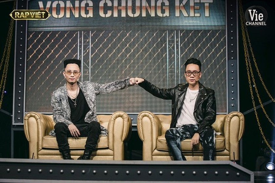 De Choat crowns as winner of Rap Viet competition ảnh 20
