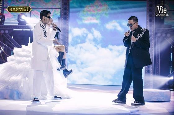 De Choat crowns as winner of Rap Viet competition ảnh 4