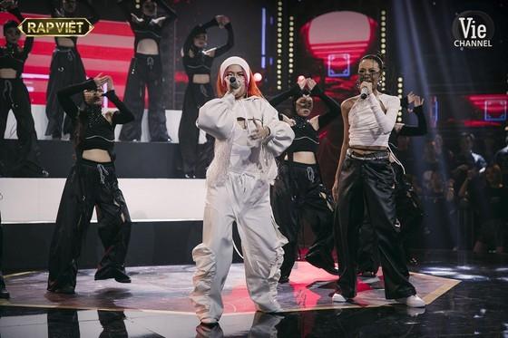 De Choat crowns as winner of Rap Viet competition ảnh 6