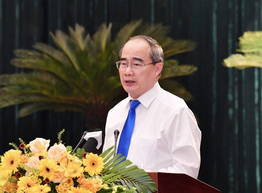 2021-Year of building urban governance: HCMC Party Committee Secretary ảnh 3