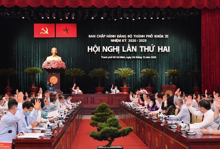 2021-Year of building urban governance: HCMC Party Committee Secretary ảnh 5