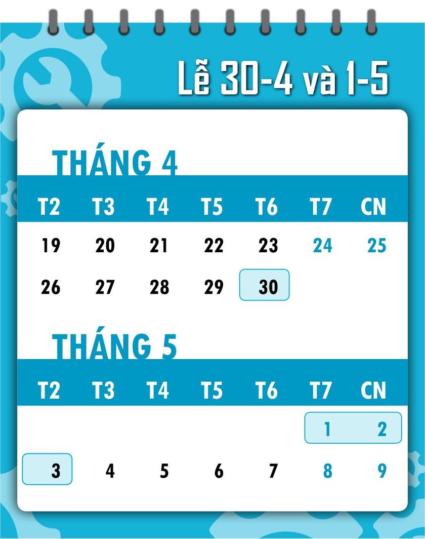 Vietnam's Public Holidays in 2021 ảnh 4