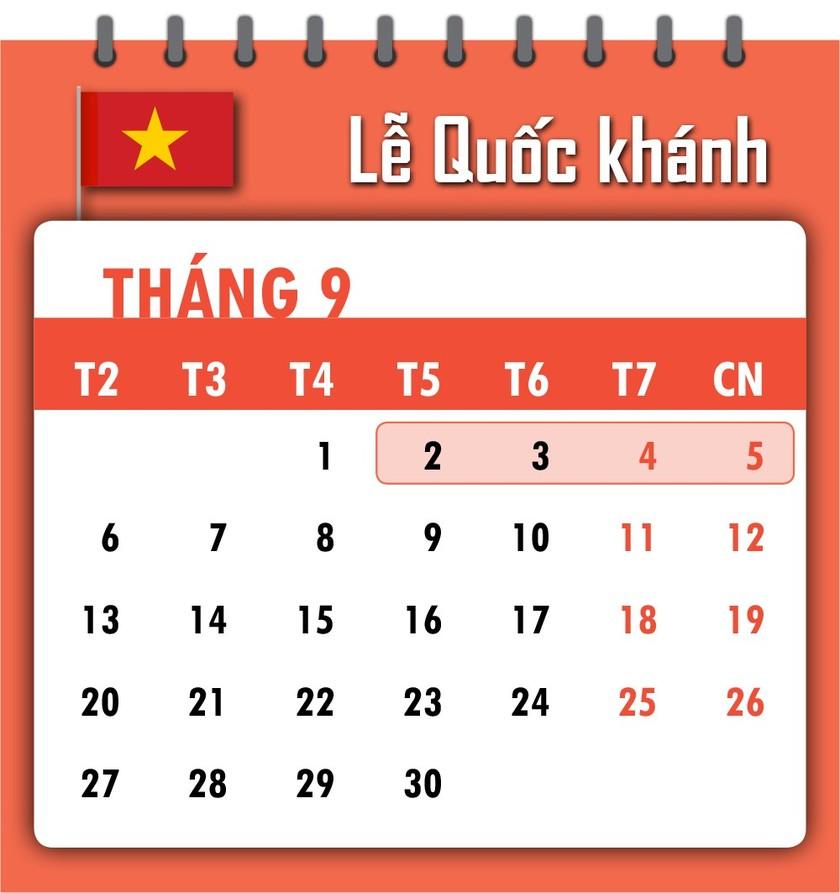 Vietnam's Public Holidays in 2021 ảnh 5