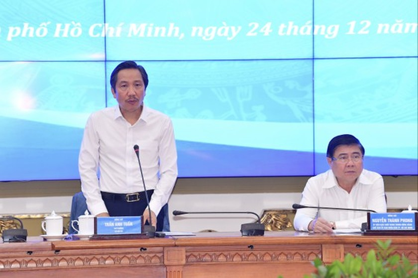 HCMC to start running Thu Duc City on March 1 ảnh 1