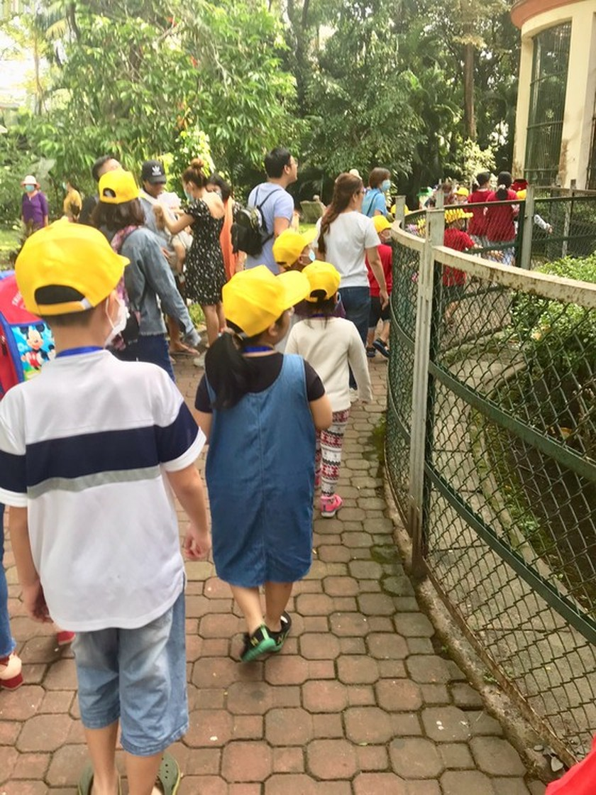 HCMC offers 5,000 free short trips to disadvantaged children, adults ảnh 2