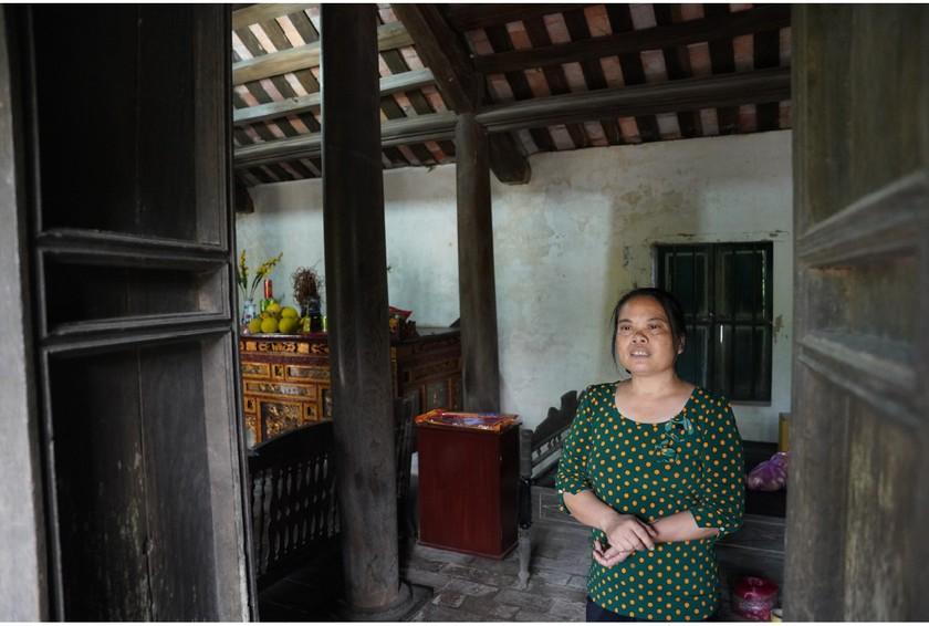 Visiting fictional house in Vietnamese literary work of all time ảnh 12