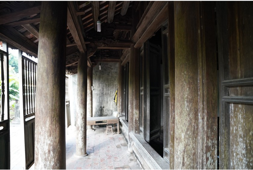 Visiting fictional house in Vietnamese literary work of all time ảnh 4