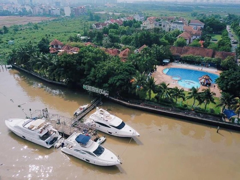 First yacht show opens in city ảnh 3