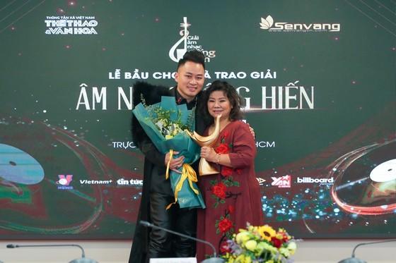 Vietnamese rap music score great wins in 2020 Devotion Music Awards ảnh 1