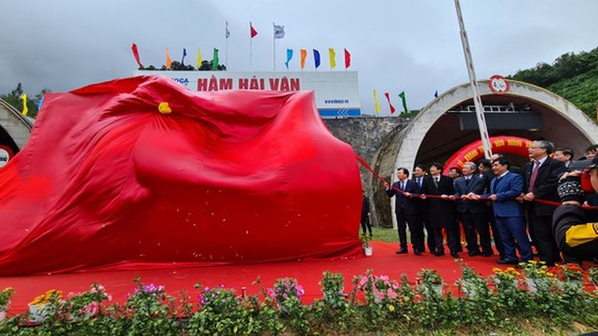 Hai Van Road Tunnel 2 inaugurated ảnh 4
