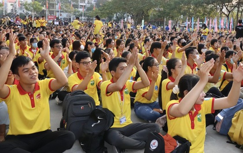 Over 50,000 youths participate in Spring Volunteer Campaign  ảnh 1