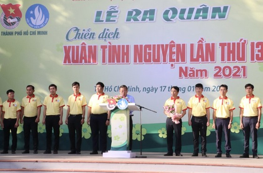 Over 50,000 youths participate in Spring Volunteer Campaign  ảnh 3