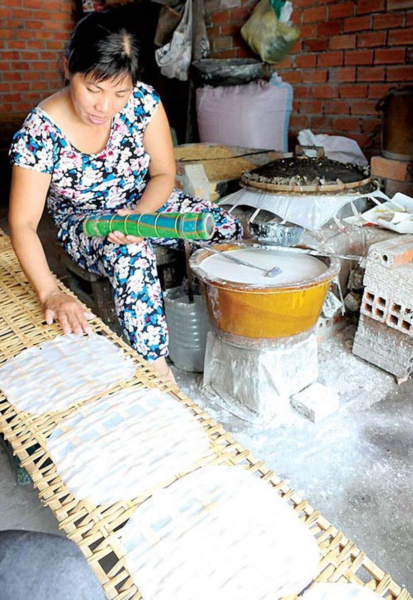 3rd Trang Bang dew-soaked rice paper festival to open next week ảnh 1